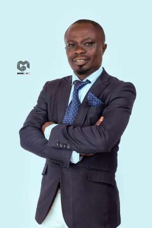 Asubonteng, the NDC Parliamentary Candidate for Dormaa Central