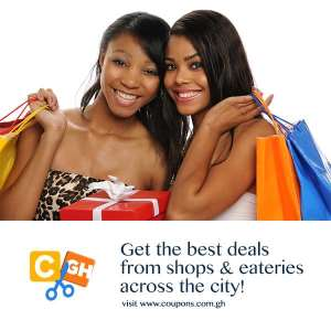Ghana's first website for coupons, promotions and free event deals launched
