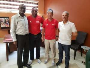GFA Organizes FIFA/CAF Integrity Course For Referees