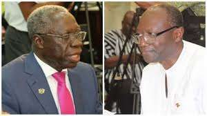 Sack Osafo Maafo, Ofori Atta For Theft, Dishonesty — Group Demands