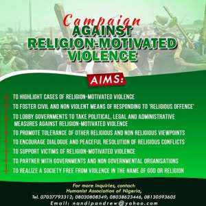 Islam and Persecution of Ex-Muslims: Open Letter to Supreme Council for Islamic Affairs in Nigeria