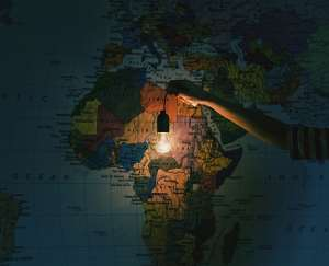Power cuts continued to plague some African countries. - Source: Shutterstock