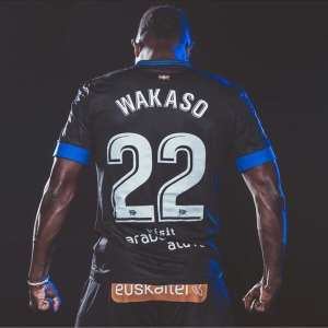 Mubarak Wakaso Cameos As Alaves Move Out Of The Relegation Zone With A Victory Against Malaga
