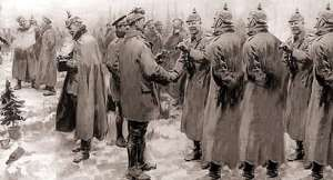 The Christmas 1914 Truce