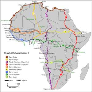 Africa's East-West Railroad is 50 years Over Due