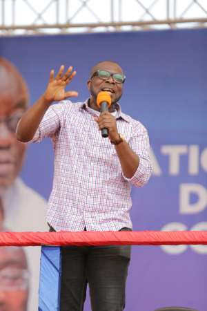 Visionary Akufo-Addo Deserves 2nd Term--Salam Urges