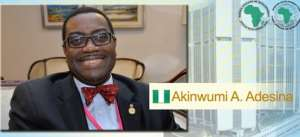 Dr. Adesina Akinwumi is the president of African Development Bank.