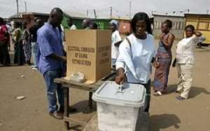 Sunyani: EC To Re-conduct District Election At Low Cost Electoral Area