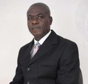 Chairman, Rev. Fosu Nkromah