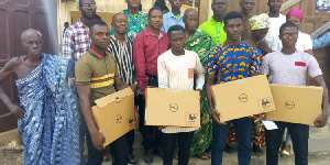 Bui Power Gives Scholarship To Tertiary Students