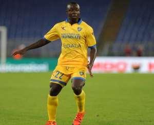 Lazio Eye January Swoop For Benevento Midfielder Yusif Raman Chibsah