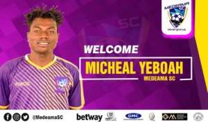Wholesale Signing: Medeama SC Announce Signing Of 7 New Players