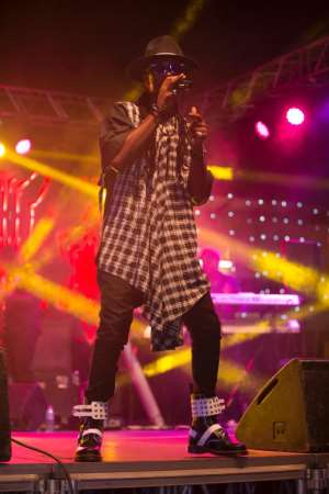 Highlife legend Kwaisey Pee wows audience at his 24th December Concert