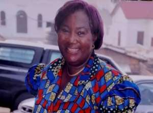 Former Western Regional Minister Esther Lilly Nkansah dies