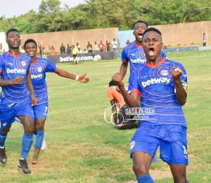 2019/20 GHPL Matchday One Wrap Up: Heart of Oak Stunned At Home, Kotoko, Aduana Record Home Win