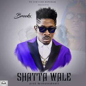 Brookx release song to praise Shatta Wale