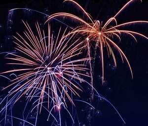 Fireworks in my Head