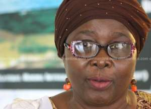 Abortive Referendum Has Not Caused Financial Loss To The State – Alima Mahama