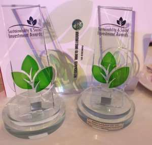 Karpowership Bags 2 Awards At Sustainability And Social Investment Awards 2019