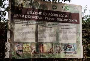 Accra Zoo Gets Massive Patronage