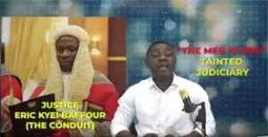 NCA Trial: Baffoe-Bonnie Petitions CJ, Want Justice Kyei Baffour To Recuse Himself