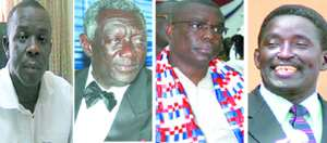 Kufuor's directive shakes NPP