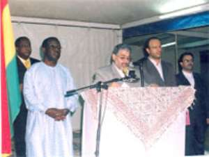 Iran lauds Ghana`s economic and political policies