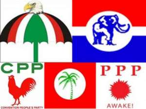 Let's do away with extreme Hypocrisy in Ghana's Politics