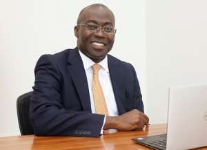 Chief Executive Officer of GIADEC, Michael Ansah