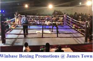Winbase Promotions Thrill James Town Boxing Fans With 'Night Of The Young Stars' Event