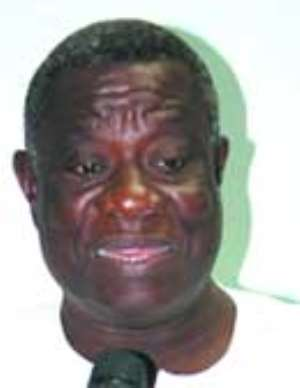 NDC activist predicts win for Prof. Mills in 2008