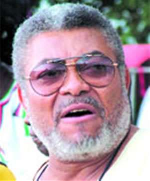 Rawlings congratulates Ghanaians on anniversary celebrations