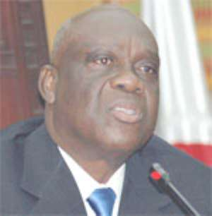 Speakers Storm Accra