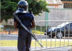 Police Chases Police For Allegedly Fondling Woman