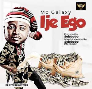 """MC Galaxy Wraps Up 2019 In Style, Drops Brand New Single Titled """"ije Ego"""""""