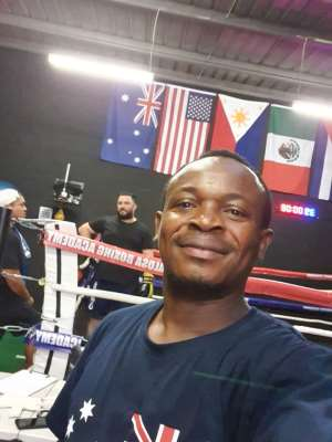 Theo Addo Commends Organisers of Bukom Fist Of Fury
