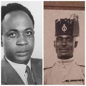 Kwame Nkrumah and Salifu Dagarti