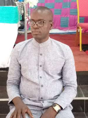 Hon. Jeff Kwadwo Adjei Oware Re-Elected As Presiding Member