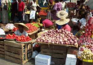 Ashaiman Traders Optimistic of Marginal Commodity Prices Drop