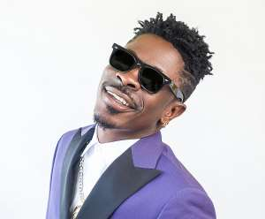 "Liberian Dancehall Musician names Shatta Wale as Music ""god""."