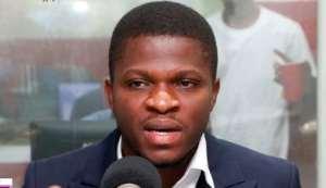 Sammy Gyamfi Arrested