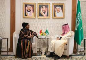 Ghana, Saudi Arabia Revives Bilateral Relations