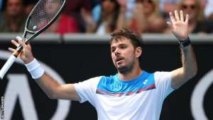 Stan Wawrinka beat Daniil Medvedev to reach his fifth Australian Open quarter-final
