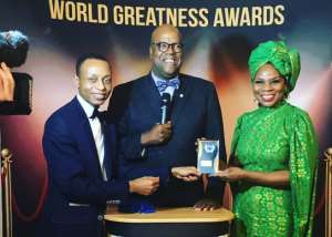 Justina Mutale Enters World Book Of Greatness