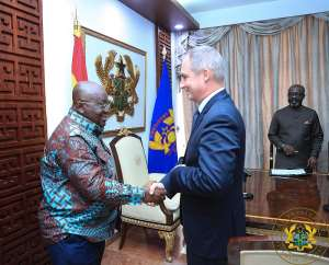 Nana Addo Lures Renault to Establish Assembly Plant in Ghana