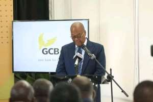 Anselm Ray Sowah, MD of GCB Bank