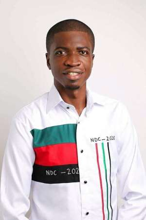 Agona West NDC Parliamentary Candidate Constructs Footbridge Residents