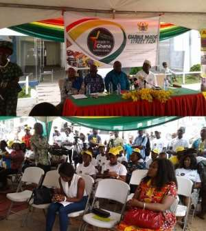 Made-In-Ghana Street Fair Launched