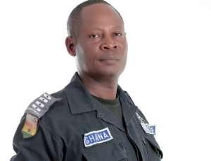 Chief Inspector Christian Adzakpo