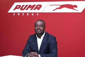 Henry Yaw Osei Is First Ghanaian Group Managing Director Of Puma Energy